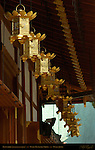 Tsuri-doro Hanging Lanterns, Osaka Tenmangu Shrine, Osaka, Japan