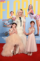 "Brooklyn Kimberly Prince, Bria Vinaite and Valeria Cotto<br /> arriving for the London Film Festival 2017 screening of ""The Florida Project"" at Odeon Leicester Square, London<br /> <br /> <br /> ©Ash Knotek  D3335  13/10/2017"