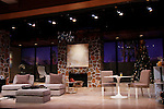 """Stage - """"Other Desert Cities"""" at the tech rehearsal (in costume) on October 14, 2015 atr Whippoorwill Halll Thetre, North Castle Library, Kent Place, Armonk, New York.  (Photo by Sue Coflin/Max Photos)"""