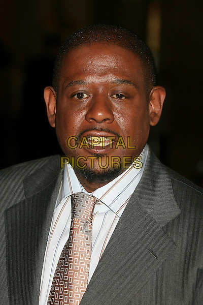 FOREST WHITAKER.79th Annual Academy Awards Nominees Luncheon at the Beverly Hilton Hotel, Beverly Hills, California, USA..February 5th, 2007.headshot portrait goatee facial hair .CAP/ADM/BP.©Byron Purvis/AdMedia/Capital Pictures