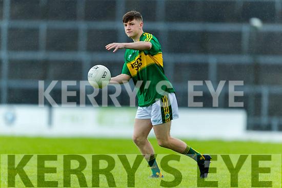 Michael Potts on the Kerry Minor Football panel.
