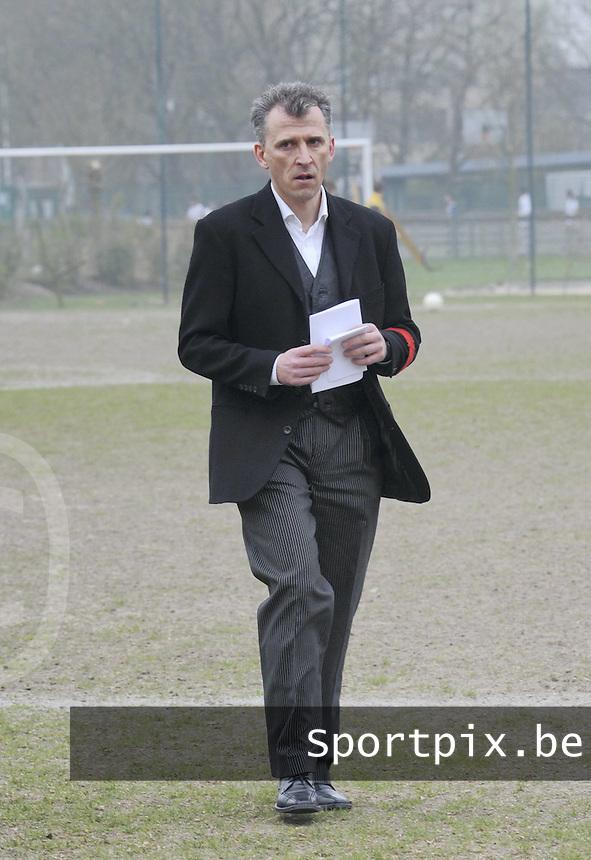 SC Wielsbeke : coach Drazen Kukuric..foto David Catry / VDB