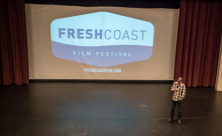 Fresh Coast FIlm Festival in Marquette, Michigan.
