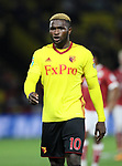 Watford's Isaac Success in action during the Carabao cup match at Vicarage Road Stadium, Watford. Picture date 22nd August 2017. Picture credit should read: David Klein/Sportimage