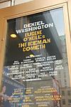 "All My Children's William Christian ""Derek Frye"" saw Broadway's Iceman Cometh starring Denzel Washington.  (Photo by Sue Coflin/Max Photo)"