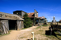 1800s ghost town in Murdo South Dakota used in many movies
