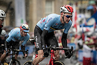 Tim Wellens (BEL/Lotto-Soudal)<br /> <br /> Elite Men Road Race from Leeds to Harrogate (shortened to 262km)<br /> 2019 UCI Road World Championships Yorkshire (GBR)<br /> <br /> ©kramon