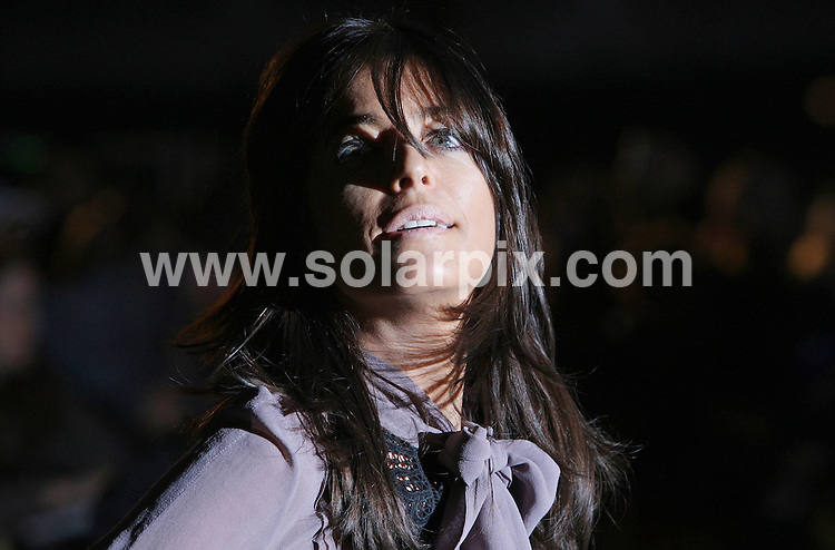 **ALL ROUND PICTURES FROM SOLARPIX.COM**.**WORLDWIDE SYNDICATION RIGHTS**.arrivals at the 'Stardust' film premiere at the Odeon Leicester Square, London, UK - 03 Oct 2007..This pic: Claudia Winkleman.JOB REF:  4947  SSD        DATE: 03_10_2007.**MUST CREDIT SOLARPIX.COM OR DOUBLE FEE WILL BE CHARGED* *UNDER NO CIRCUMSTANCES IS THIS IMAGE TO BE REPRODUCED FOR ANY ONLINE EDITION WITHOUT PRIOR PERMISSION*
