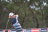 Jason Scrivener (NZL) during the final round of the VIC Open, 13th Beech, Barwon Heads, Victoria, Australia. 09/02/2019.<br /> Picture Anthony Powter / Golffile.ie<br /> <br /> All photo usage must carry mandatory copyright credit (© Golffile | Anthony Powter)