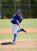 Ryan Acosta / AZL Cubs..Photo by:  Bill Mitchell/Four Seam Images