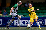 Wallsend Boys Club vs Kowloon Cricket Club Veterans during the Day 2 of the HKFC Citibank Soccer Sevens 2014 on May 24, 2014 at the Hong Kong Football Club in Hong Kong, China. Photo by Victor Fraile / Power Sport Images