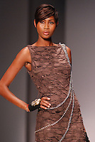 Petit Pois by Viviana G. Model, Kiki Barth, at Miami Beach International Fashion Week, Miami, FL  2011