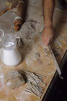 Europe/France/Rhone-Alpes/73/Savoie/Courchevel : Préparation des Crozets