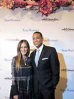 Sarah Jessica Parker and Don Lemon attend the ArtsConnection's 35th Anniversary Gala