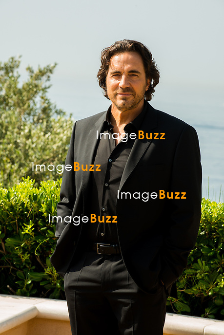 US actor Thorsten Kaye poses during a photocall for the TV show 'The Bold and the Beautiful' as part of the 54th Monte-Carlo Television Festival on June 8, 2014 in Monaco.
