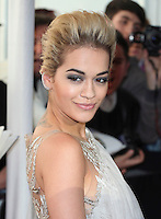 Rita Ora <br /> arriving for the &quot;2013 Glamour Awards&quot;, Berkeley Square, London. Picture by: Lexie Appleby/Snappers/DyD Fotografos 04/06/2013