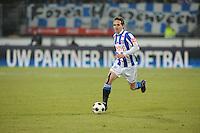 VOETBAL: SC HEERENVEEN: Abe Lenstra Stadion, 17-02-2012, SC-Heerenveen-NAC, Eredivisie, Eindstand 1-0, Sven Kums, ©foto: Martin de Jong