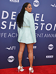 Melina Matsoukas 094 attends the American Film Institute's 47th Life Achievement Award Gala Tribute To Denzel Washington at Dolby Theatre on June 6, 2019 in Hollywood, California