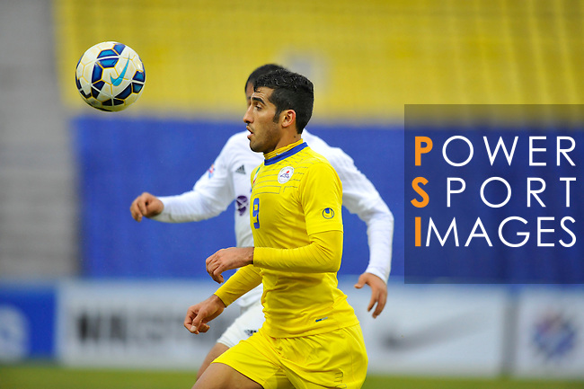 Pakhtakor vs Naft Tehran during the 2015 AFC Champions League Group B match on February 24, 2015 at the Pakhtakor Stadium in Tashkent, Uzbekistan. Photo by Stringer / World Sport Group