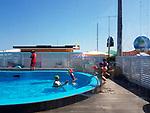 Bellaria 2017 Bagno in piscina