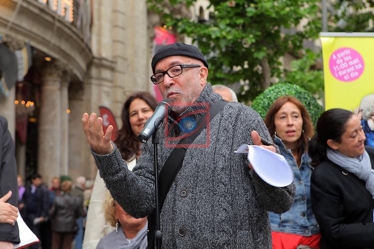 Presentacio 'Teresinada' Popular.<br /> Jordi Millan.