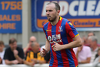 Jordon Mutch of Crystal Palace, scorer of two goals during Maidstone United  vs Crystal Palace, Friendly Match Football at the Gallagher Stadium on 15th July 2017