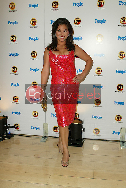 Victoria Recano<br /> At the Entertainment Tonight Emmy Party Sponsored by People Magazine, The Mondrian Hotel, West Hollywood, CA 09-18-05<br /> Jason Kirk/DailyCeleb.com 818-249-4998