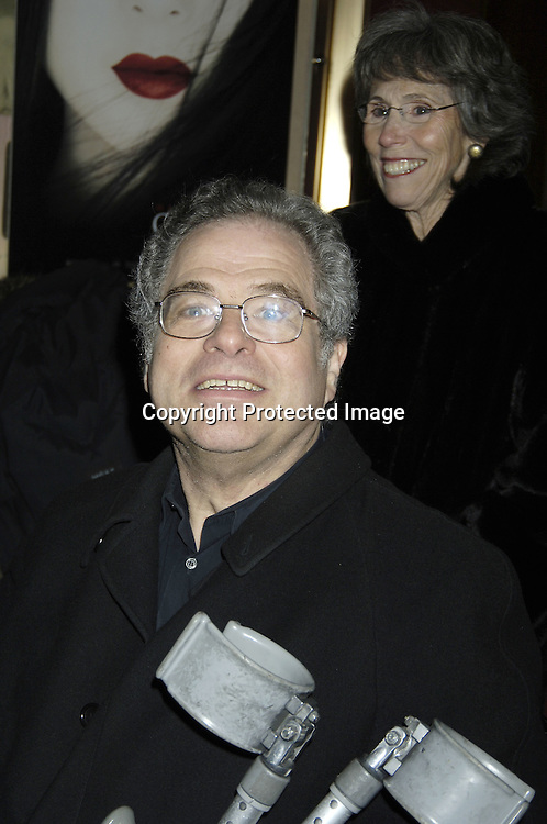 """Itzhak Perlman ..arriving at The New York Premiere of """"Memoirs Of A Geisha""""  on December 6. 2005 at The Ziegfeld Theatre...Photo by Robin Platzer, Twin Images.."""