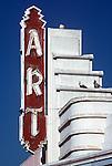 Art Theater,Long Beach,Sept. 1989