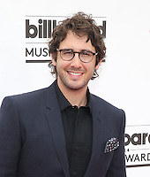 LAS VEGAS, NV - May 18 :Josh Grobin pictured at 2014 Billboard Music Awards at MGM Grand in Las Vegas, NV on May 18, 2014. ©EK/Starlitepics
