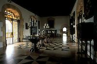 Alcazar de Don Diego Colon..Castle Don Diego Columbus