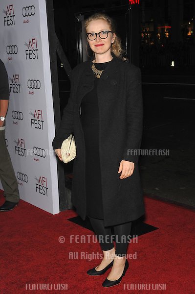 "Julie Delpy at the AFI Fest premiere of ""The Imaginarium of Dr. Parnassus"" at Grauman's Chinese Theatre, Hollywood. .November 2, 2009  Los Angeles, CA.Picture: Paul Smith / Featureflash"