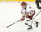 Danielle Doherty (BC - 19) - The Boston College Eagles defeated the visiting Brown University Bears 5-2 on Sunday, October 24, 2010, at Conte Forum in Chestnut Hill, Massachusetts.