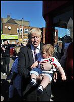 Boris Campaign West London