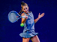 Hilversum, Netherlands, December 3, 2017, Winter Youth Circuit Masters, 12,14,and 16 years, Vanja Gudelj (NED)<br /> Photo: Tennisimages/Henk Koster