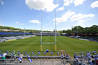 A general view of the Recreation Ground prior to the match. Aviva Premiership semi-final, between Bath Rugby and Leicester Tigers on May 23, 2015 at the Recreation Ground in Bath, England. Photo by: Patrick Khachfe / Onside Images