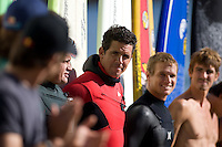 2009-2010 Mavericks Surf Contest opening ceremony in Half Moon Bay, California, Friday, Oct. 30, 2009.