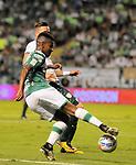 Deportivo Cali igualó como local 1-1 ante Once Caldas. Fecha 15 Liga Águila II-2017.