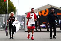 #44 Lewis Hamilton Mercedes AMG Team F1. Italian GP, Monza 5-8 September 2019<br /> Monza 05/09/2019 GP Italia <br /> Formula 1 Championship 2019 <br /> Foto Federico Basile / Insidefoto