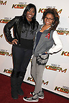 LOS ANGELES, CA - DECEMBER 03: Shar Jackson and daughter Cassie Jackson attend 102.7 KIIS FM's Jingle Ball at the Nokia Theatre L.A. Live on December 3, 2011 in Los Angeles, California.