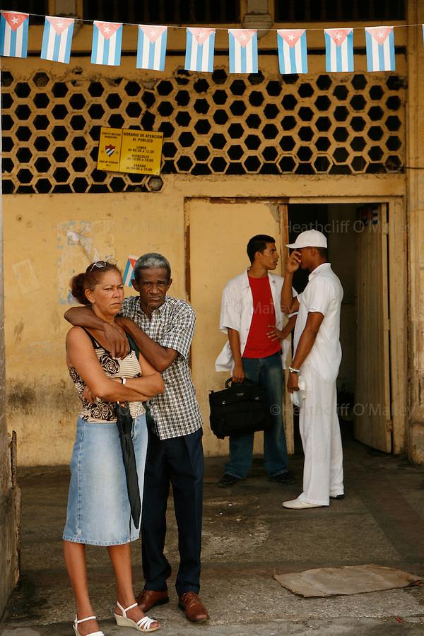 Street Scene, Havana,Cuba.