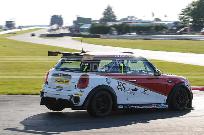 Steve King - ES Motorsport Mini F56 JCW