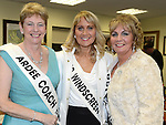 Anne Lennon, Ann Kirwan and Marie Carroll pictured at the launch of Strictly Come Dancing in Ardee Golf Club. Photo:Colin Bell/pressphotos.ie