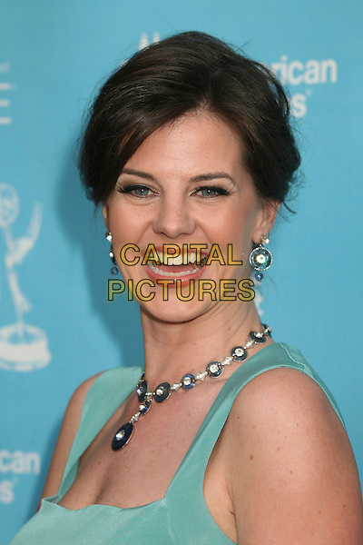 CARA O'BRIEN.34th Annual Daytime Creative Arts & Entertainment Emmy Awards - Arrivals at the Hollywood & Highland Grand Ballroom, Hollywood, California, USA, .14 June 2007..portrait headshot.CAP/ADM/BP.©Byron Purvis/AdMedia/Capital Pictures.