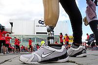 Carrera  contra las minas antipersonal 11 K , Bogotá, 13-04-2014