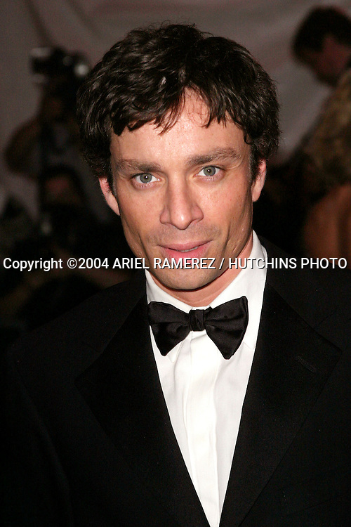 ©2004 ARIEL RAMEREZ /HUTCHINS PHOTO.MET MUSEM OF ART COSTUME INSTITUE GALA.DANGEROUS LIASIONS: FASHION & FURNITURE IN THE 18TH CENTURY.NEW YORK, NY.APRIL 26, 2004..CHRIS KATTAN..