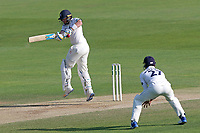Ian Bell in batting action for Warwickshire during Essex CCC vs Warwickshire CCC, Specsavers County Championship Division 1 Cricket at The Cloudfm County Ground on 20th June 2017