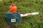 Scatterbird calor gas powered bird scarer gun equipment