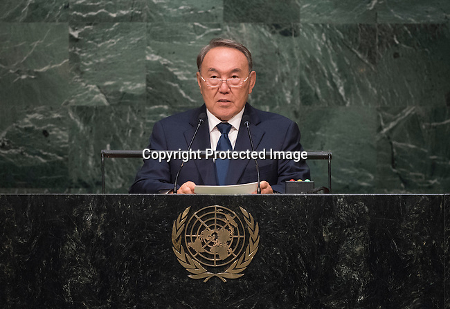 Address by His Excellency Nursultan Nazarbayev, President of the Republic of Kazakhstan