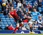 05.05.2018 Rangers v Kilmarnock: Iain Wilson and Sean Goss